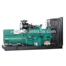 1375KVA a 60Hz, generador diesel 220V