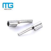 Lg não-isolado do terminal da lata do cabo do tamanho de 1,25 cabos pelo CE habilitado