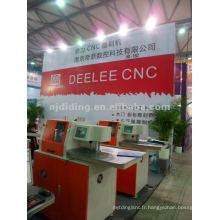 Machine de cintrage de canaux cnc