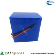 Pacote de bateria recarregável E-Motor / Scooter LiFePO4 72V 30ah