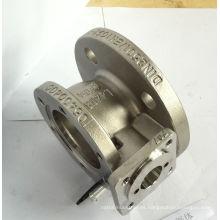 El acero inoxidable del OEM perdió el bastidor de precisión de cera para las piezas de las válvulas Ari309