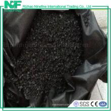Bas coke de pétrole de graphite de la cendre basse utilisée dans l'industrie en plastique / en caoutchouc