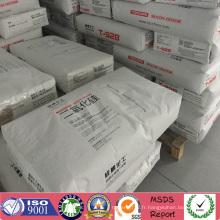 Tonchips 2015 Poudre de silice Sio2 de qualité supérieure pour produits chimiques pour le papier