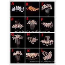 Beautiful Women Wedding Party Hair Accessoires Pinces et peignes pour les accessoires de mariage Wedding Party NB1007