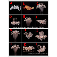 Beautiful Women Wedding Party Hair Accessories Hair Clamps & Combs For Bride Wedding Party Accessories NB1007
