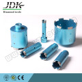 Diamond Core Drill Bit Series for Stones and Concrete