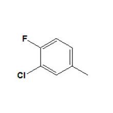 3-Chlor-4-Fluorotoluenecas Nr. 1513-25-3