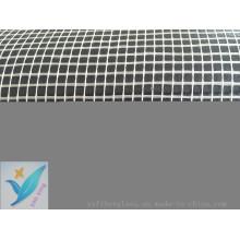 Red de la fibra de vidrio del estuco del yeso de 10m m * 10m m 120G / M2