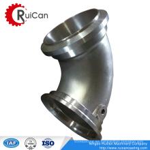 Piezas de maquinaria agrícola de fundición de material de acero al carbono