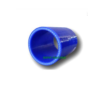 3.5 '' 89mm cuello azul silicona reducir la manguera de la entrada de filtro de aire