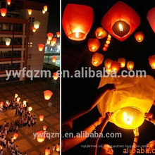 Fancy Handmade Paper Flying Sky Lantern