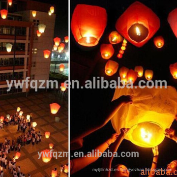 Fancy Handmade Paper Flying Sky Lantern