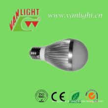 10W lâmpada LED, lâmpada de poupança de energia