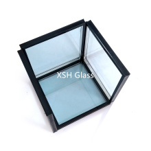 China Supply Low-e Insulated Glass Panels for Facade Double Glazed Tempered glass windows