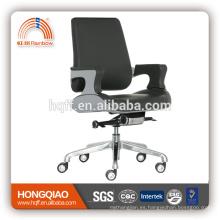 CM-B183BS-3 respaldo medio cuero ejecutivo / silla PU 2017 nuevo diseño