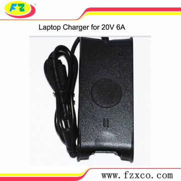 20V 6A 120W Laptop Adapter For ACER