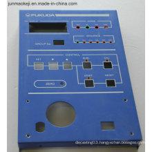 Aluminum Control Panel Cover