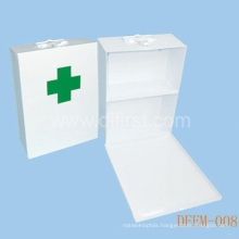 Empty First Aid Box for Office Use / Metal Box (DFEM-008)