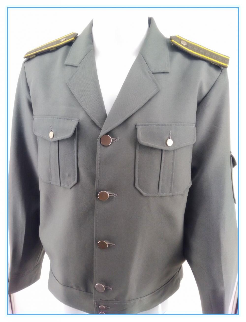 Special Uniform for Security Military