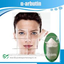 Polvo alfa del Arbutin del extracto de Bearberry de la alta calidad CAS NO. 84380-01-8