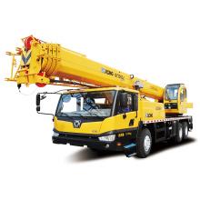 Preis des Fahrerhauses bearbeitete 25 Tonnen LKW-Mobilkran QY25K-II für Verkauf