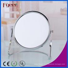 Fyeer fabricant style moderne rond miroir de maquillage de bureau (M5088)
