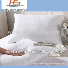 Discount wholesale cheap polyester fiberfill pillow