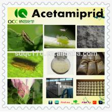 Abastecimento direto da fábrica Agrotóxico / inseticida Acetamiprida 97% TC 20% WP 20% SP 60% WP CAS 135410-20-7