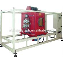 Tubería de diámetro 400-630 PVC plástico tubería de producción extrusión que hace la máquina