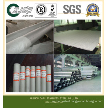 AISI304/316L High Quality ERW Steel Pipe