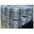 Arame farpado de revestimento de zinco pesado