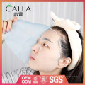 máscara facial de seda natural de buena calidad para al por mayor