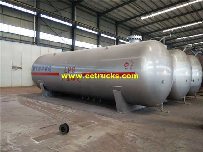 16000 Gallon Aboveground Propane Tanks