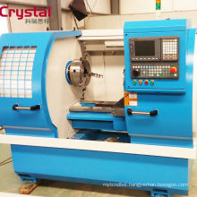 Alloy wheel polishing machine, CNC Lathe Taian crystal AWR3050