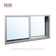 Горячая распродажа алюминиевые стеклянные двери и раздвижные окна для офиса