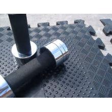 Cheapest Gym-Lok Hi-Duty Rubber Garage Sports Exercise Gym Floor Tiles Mat