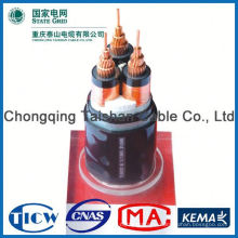 Factory Wholesale 15kv 3x240mm 35kv mv power cable