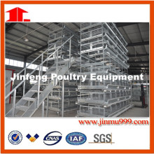 Cheap H Type Poultry Equipment Chicken Cage for Agriculture Farm Use