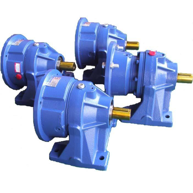 Worm Gearbox Speed Reducer Machine Widely Application