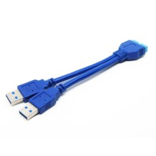 USB 3.0 20 pin tới USB 3.0 A / MY cable