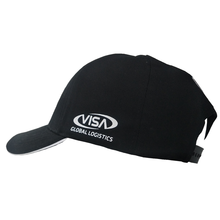 fashion high quality 100% cotton baseball cap with embroidery logo
