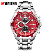 Men Business Quartz Watch Vintage