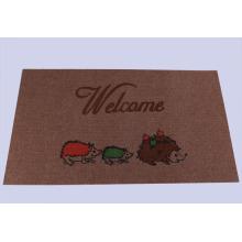 Wholesale Printed Popular Anti-Slip Door Mat