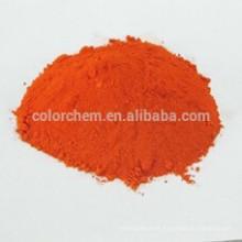 Amarelo de alta qualidade laranja cromo para tinta à base de solvente