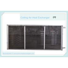 Intercambiador de calor de aire de acero industrial para central eléctrica (SR-M-1)