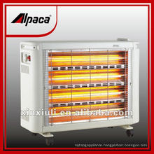 New design 3500w big size with fan humidifier quartz heater