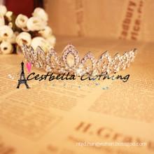 2016 Crown Gold/Silver handmade rhinestone headwear vintage bridal hair accessories headwear
