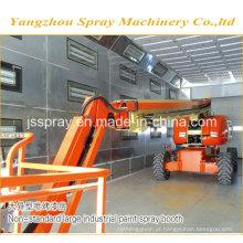Máquina industrial não padronizada da cabine da pintura de Trcuk grande