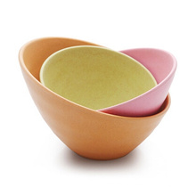 Eco Bamboo Biberoo Biodegradable Bowware для посуды (BC-B1012)