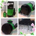 (SDL250C-6) Venta caliente 750W plástico portátil doméstico bomba sumergible para agua limpia
